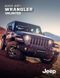 Nuevo Jeep Wrangler Unlimited