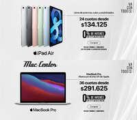 Compra en Mac center