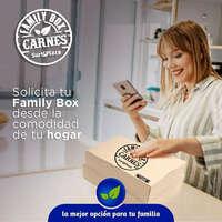 Family box carnes