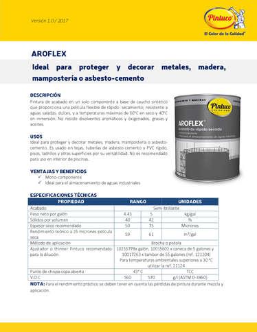 aroflex- Page 1