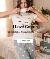 I love cotton