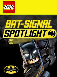 Bat-signal spotlight