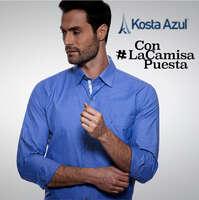Camisas Kosta Azul