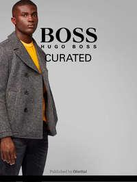 Hugo Boss curated man