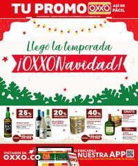 Oxxo Navidad