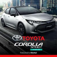 Corolla Sport Hibrido