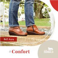 Calzado Romulo Comfort