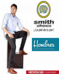Smith Shoes Hombre