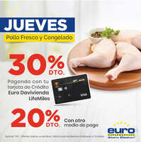 Descuentos Euro supermercado