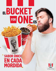 Bucket for one