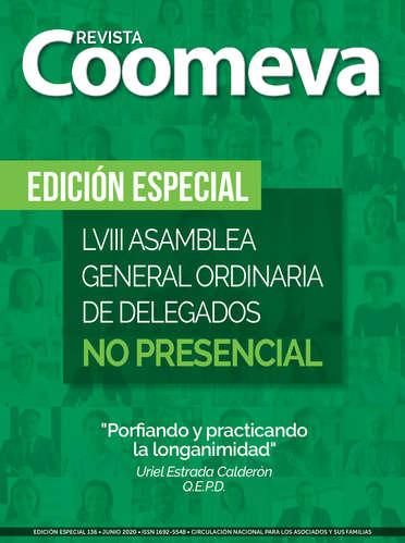 Revista Coomeva 136- Page 1
