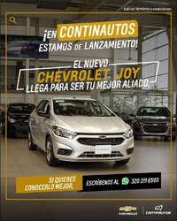 Llegó el Chevrolet Joy