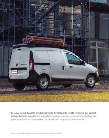 Nuevo Renault Kangoo- Page 1