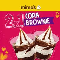2x1 copa brownie