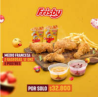 Frisby amor