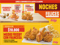 Compra Frisby
