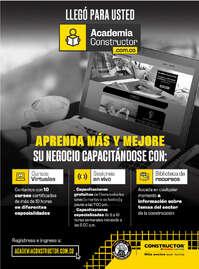Aprenda más y mejore con Constructor