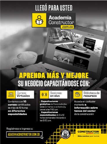 Aprenda más y mejore con Constructor- Page 1