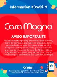 Casa Magna Covid