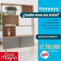 Casa Magna productos