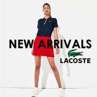 New Lacoste