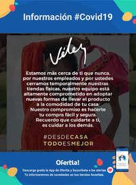Vélez #COVID19