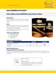 Max Primer 2k hs 5090