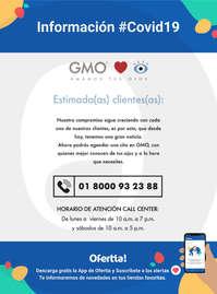 GMO covid#19