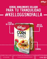 #Kelloggsnofalla