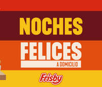 Noches Felices Frisby