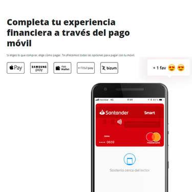Santander smartbank- Page 1