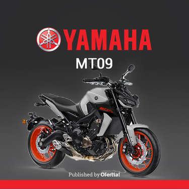 Yamaha mt09- Page 1