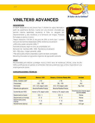 viniltex-advanced- Page 1