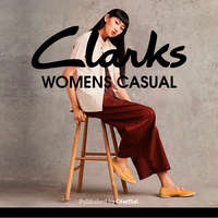 Clarks womens casual