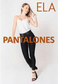 Pantalones Ela