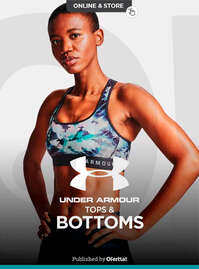 Under Armour tops&bottoms