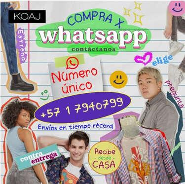 Pide por whatsapp- Page 1