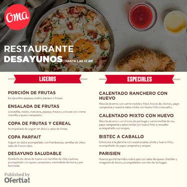 oma desayunos- Page 1