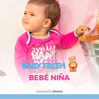 Baby Fresh bebé niña