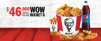 Promo Bucket 8