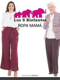 Los tres elefantes ropa mamá