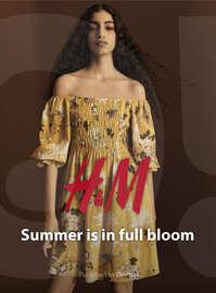 Summer is in full bloom
