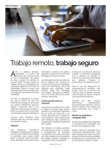 Revista Coomeva 138- Page 1