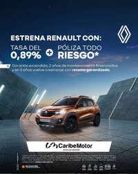 Estrena un Renault