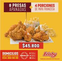 Frisby pollo