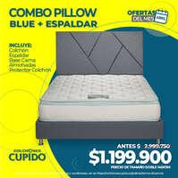 Combo Pillow
