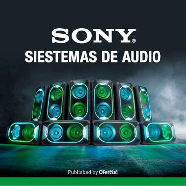 Sony sistemas de audio- Page 1