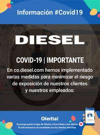 Diesel #COVID 19