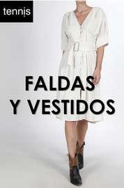 Faldas y vestidos