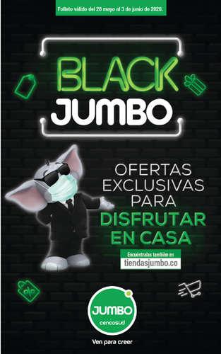 Black Jumbo Food- Page 1